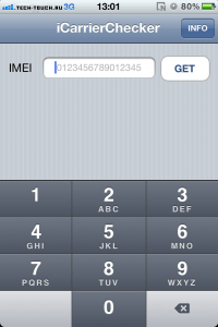 Как проверить информацию о iPhone по IMЕI