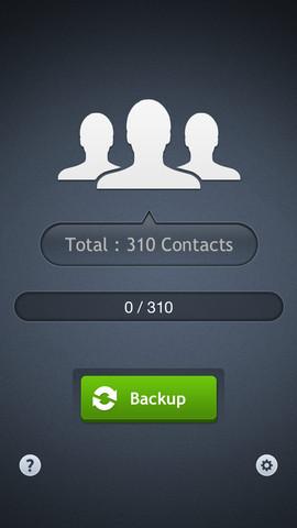 My Contacts Backup как пользоваться - фото 10