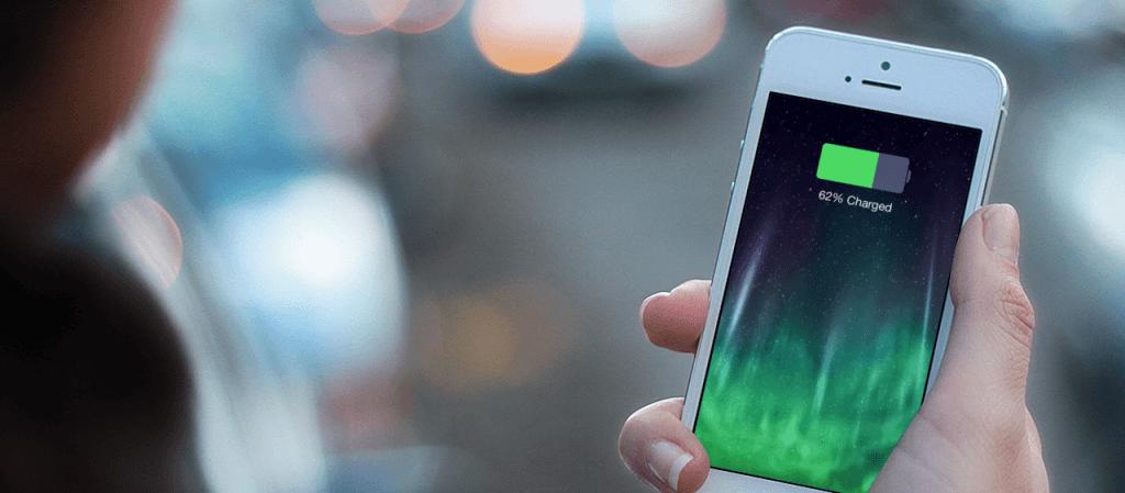 Как максимально долго сохранить заряд батареи на iOS 7: советы