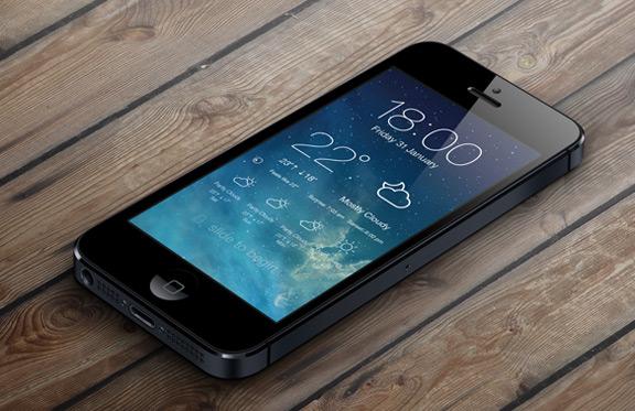 pogoda-na-ekrane-blokirovki-na-iphone-tvik-ios-7-lockscreen-weather-iz-cydia