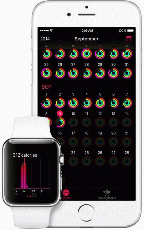 Apple-Watch-iPhone-6-track-fitness-progress
