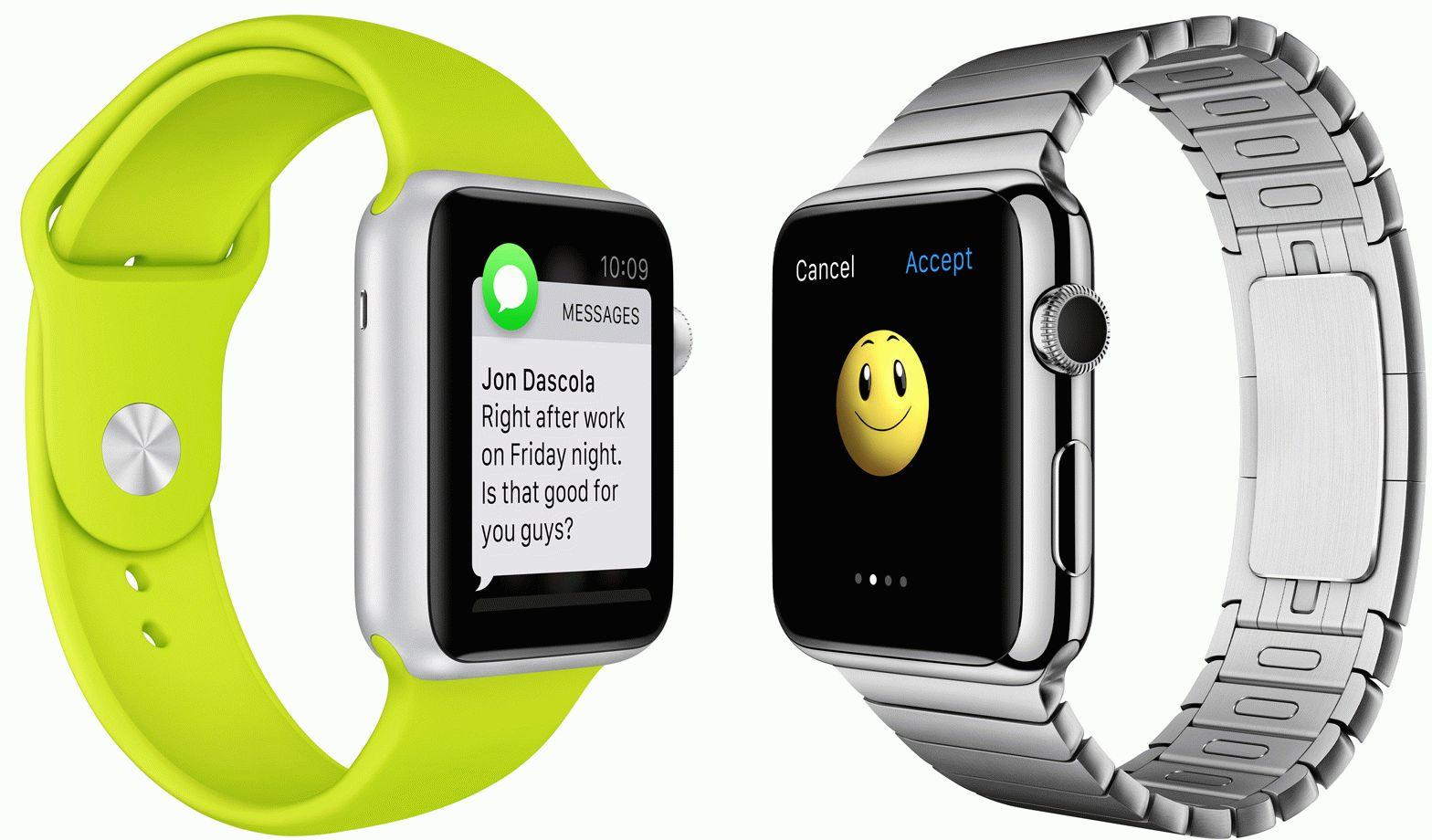 Apple-Watch-messages