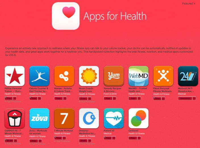apple-otkryila-novyiy-razdel-v-app-store-prilozheniy-dlya-zdorovya