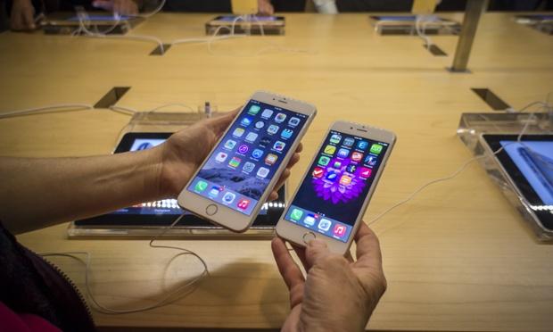 Apple reveals iPhone 6 sales