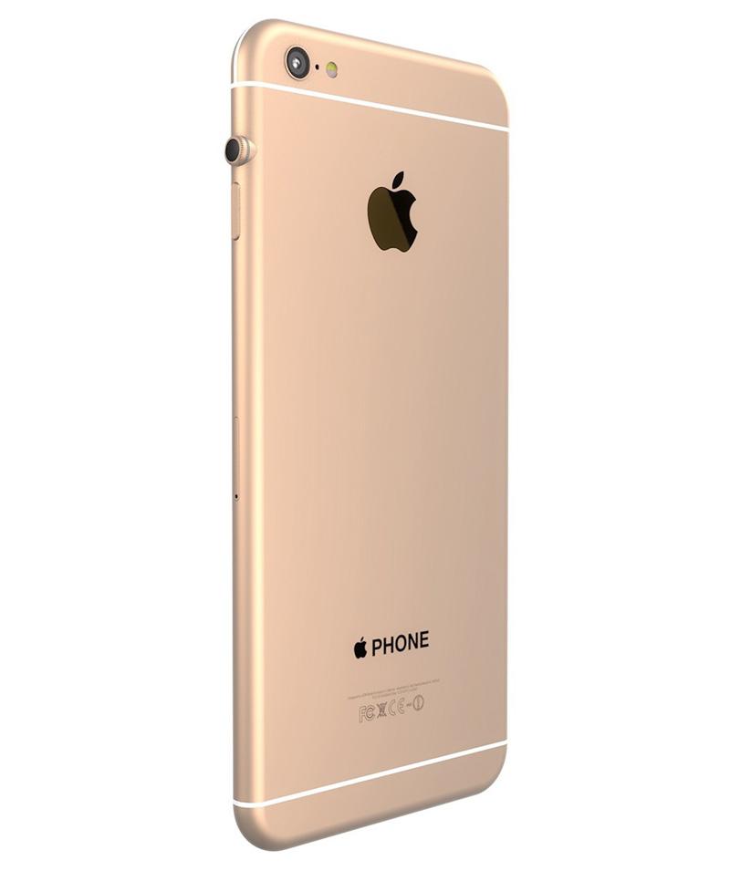Золотой iPhone 6s