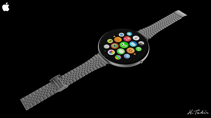 Круглые Apple Watch