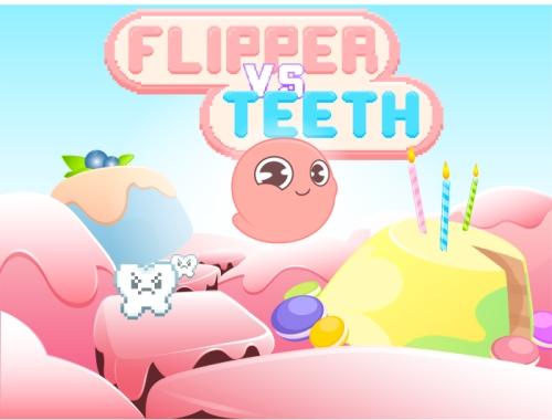 Игра Flipper vs. Teeth