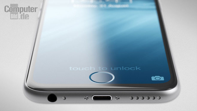 Кнопка HOME на iPhone 7