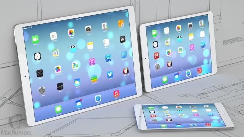 iPad Pro и iPad Air