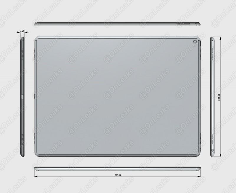iPad Pro с дисплеем 12,9 дюймов