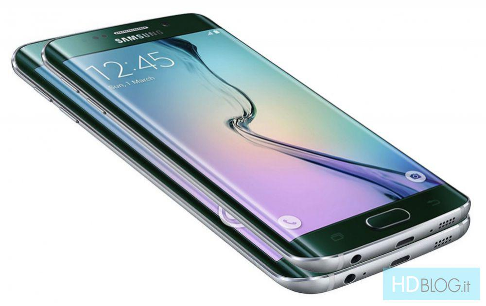 Samsung Galaxy S6 Edge Plus и Samsung Galaxy S6 Edge