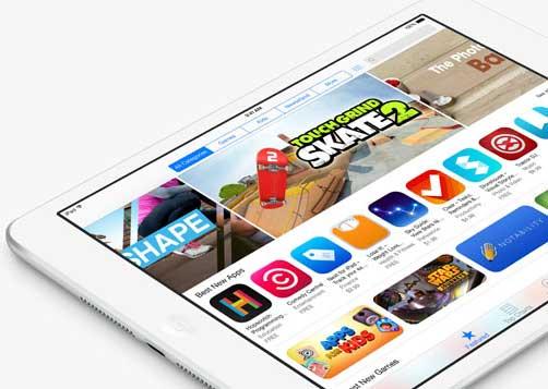 Apple запретила писать отзывы о приложениях с устройств под управлением iOS 9
