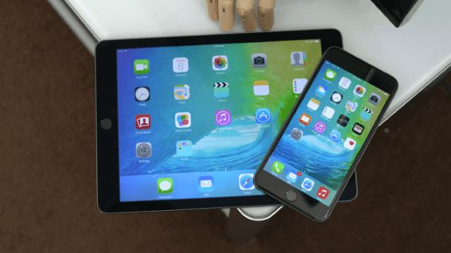 iPad Air и iPhone 6