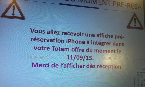 Предзаказ iPhone 6s