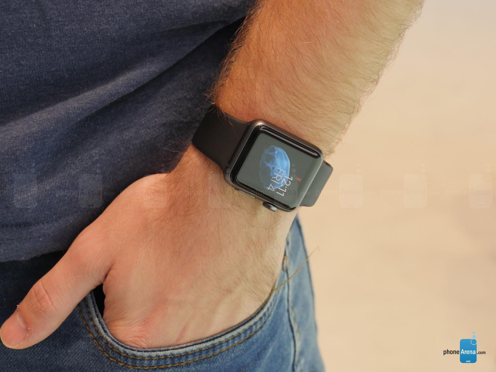 Apple Watch и Samsung Gear S2