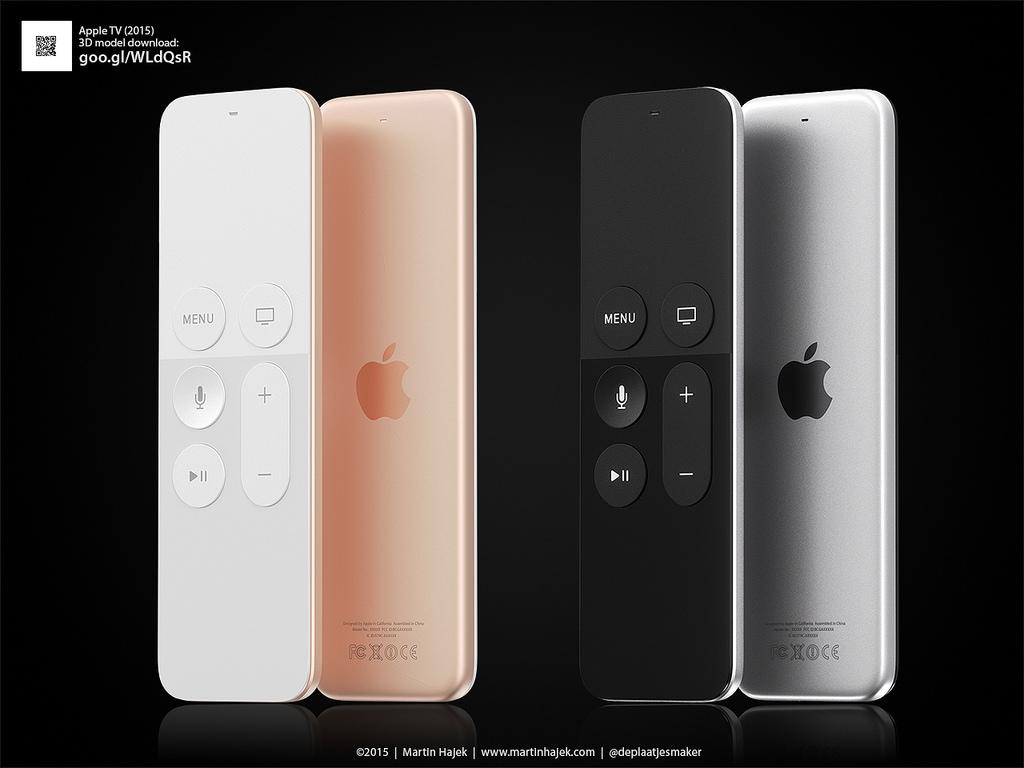 Пульт Apple TV