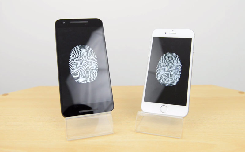 iPhone 6s и Nexus 5X