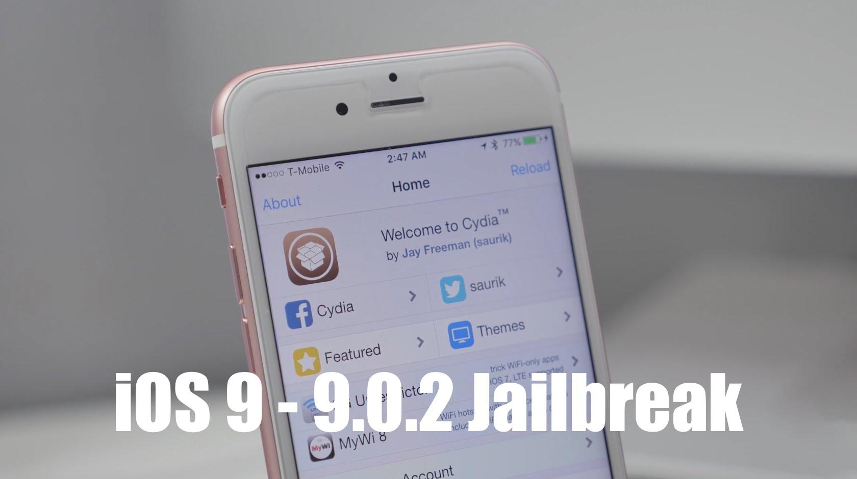 Cydia на iOS 9