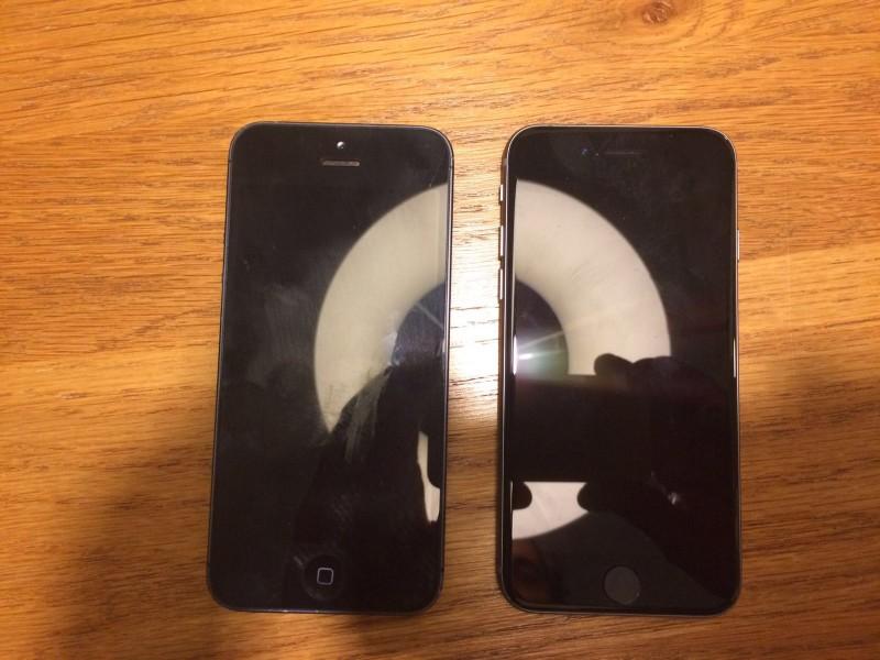 iPhone 5 и iPhone 5se