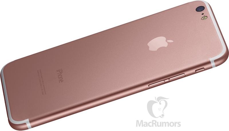 Первые детали дизайна нового iPhone 7