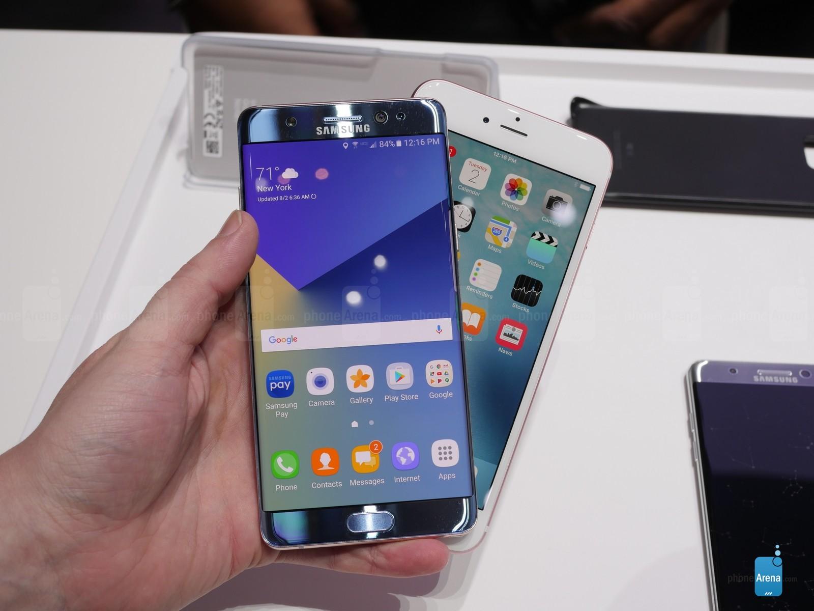 Samsung-Galaxy-Note-7-vs-Apple-iPhone-6s-Plus