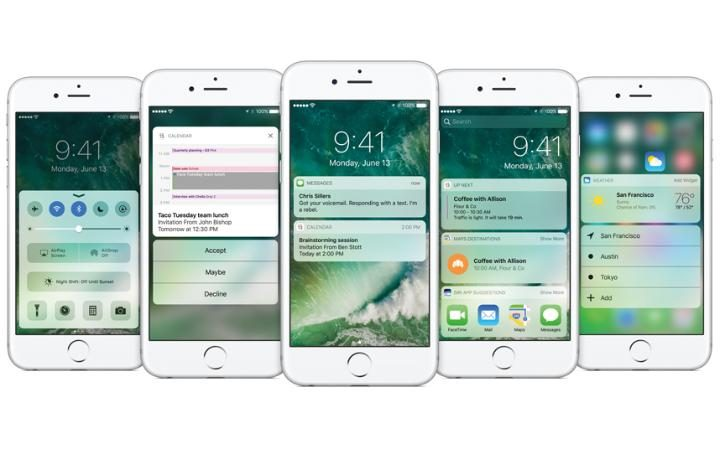Вышла iOS 10 beta 4 для разработчиков. Что нового?