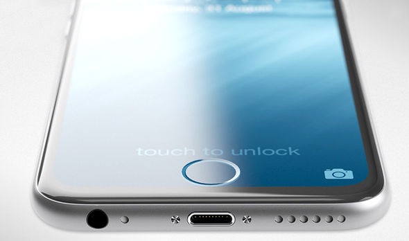 IPhone 7 получит чувствительную ксиле нажатия кнопку Home— Слухи