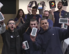 Официальный старт продаж iPhone 7 и iPhone 7 Plus в странах первой волны