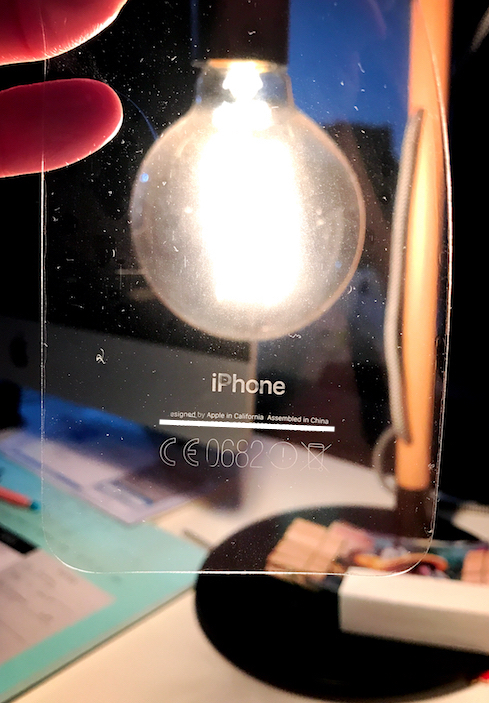 iPhone 7 пленка