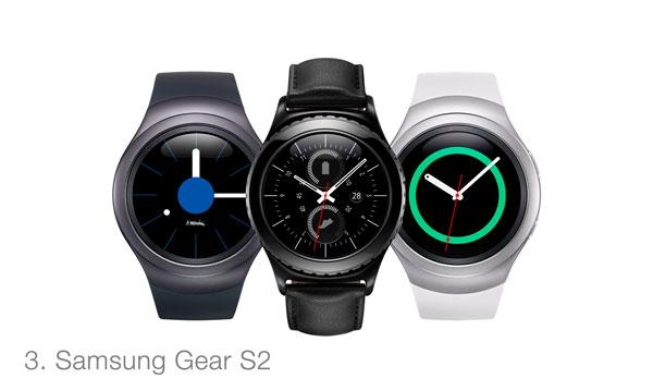 Умные часы Samsung Gear S2
