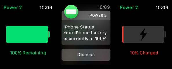 Power 2 Apple Watch