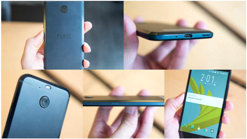 HTC Bolt Фото