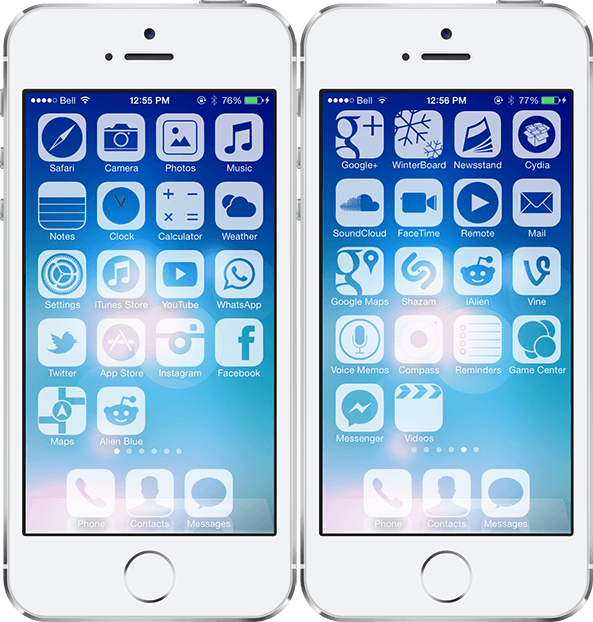 iOS-7-Transparency