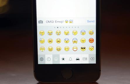 Emoji-keyboard-iOS-7