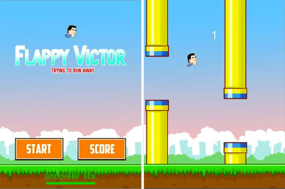 Flappy-Victor-tech-touch-ru