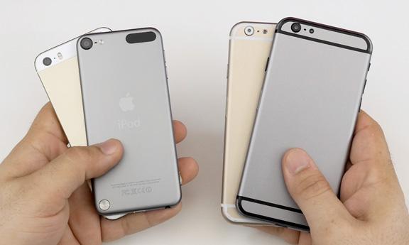 bloger-sdelal-videoobzor-iphone-6-v-sravnenii-s-iphone-5s-i-ipod-touch-5g