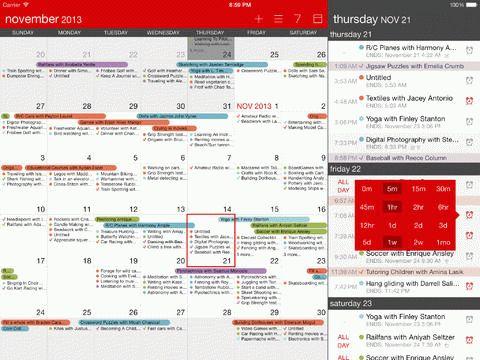 Calvetica-Calendar
