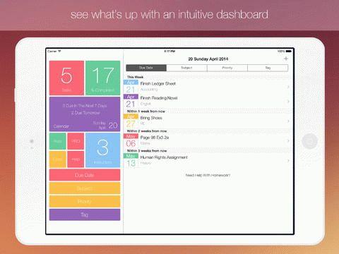 essay planner app