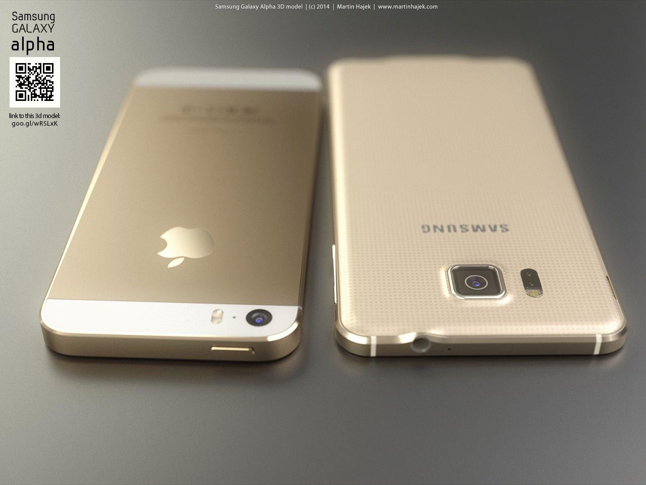 kak-daleko-samsung-zashla-v-kopirovanii-apple-galaxy-alpha-protiv-iphone---------