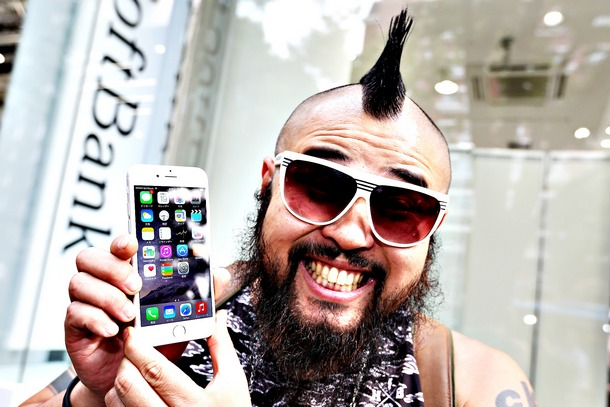 "Apple Inc.'s iPhone 6 and iPhone 6 Plus Go On Sale...""Butch,"" th"