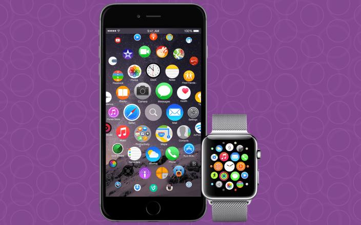 modernizatsiya-domashnego-ekrana-na-ios-v-stile-apple-watch