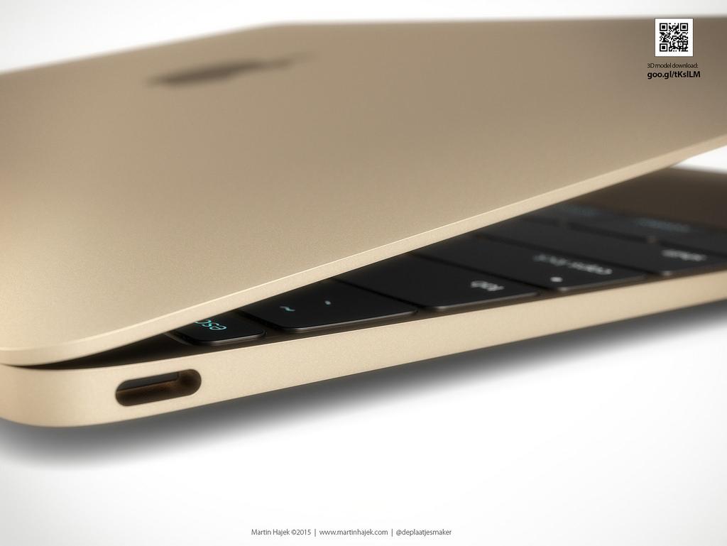 Порт USB-C на MacBook