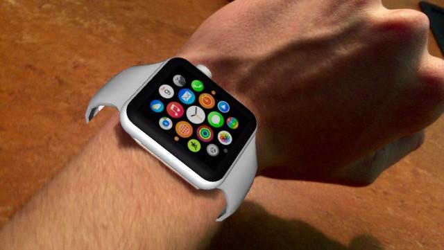 Виртуальные Apple Watch