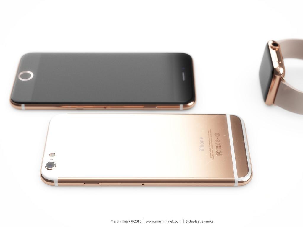 iPhone 6s и Watch