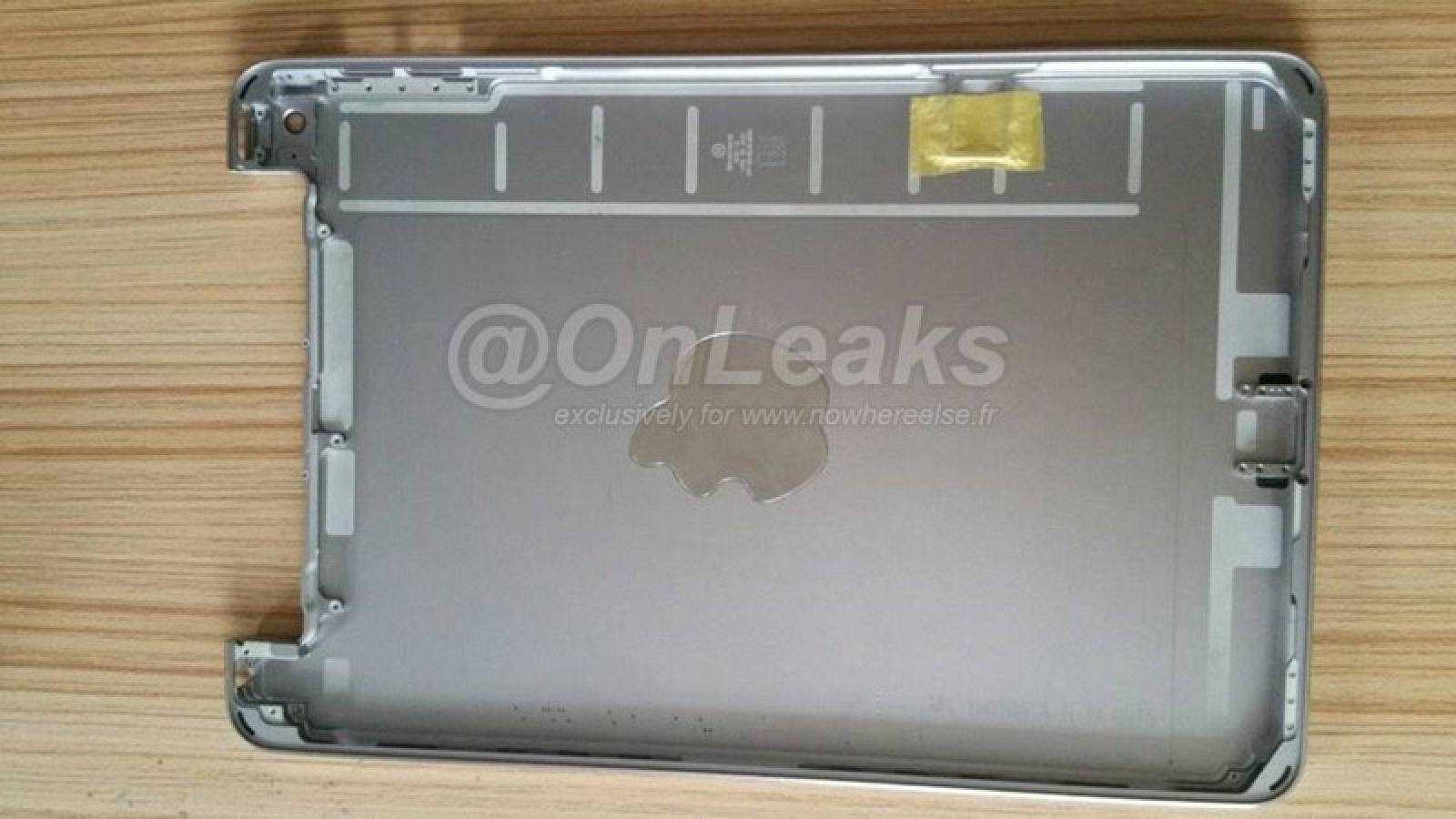 Задняя крышка от iPad mini 4