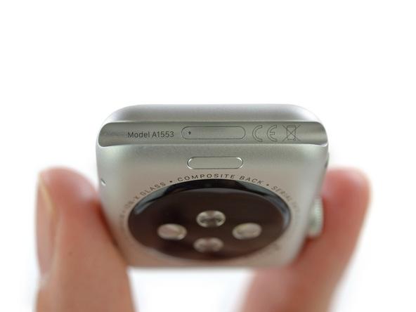 Скрытый порт Apple Watch