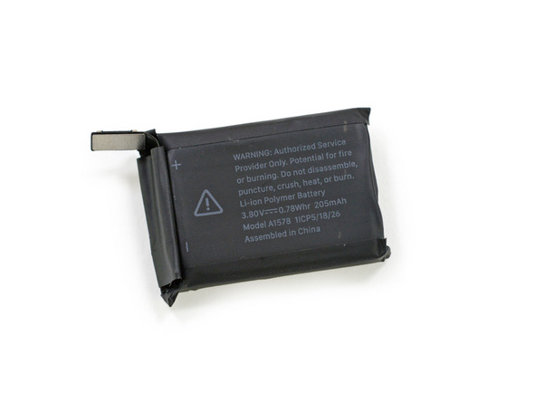 Батарея Apple Watch
