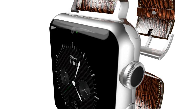 Камера Apple Watch