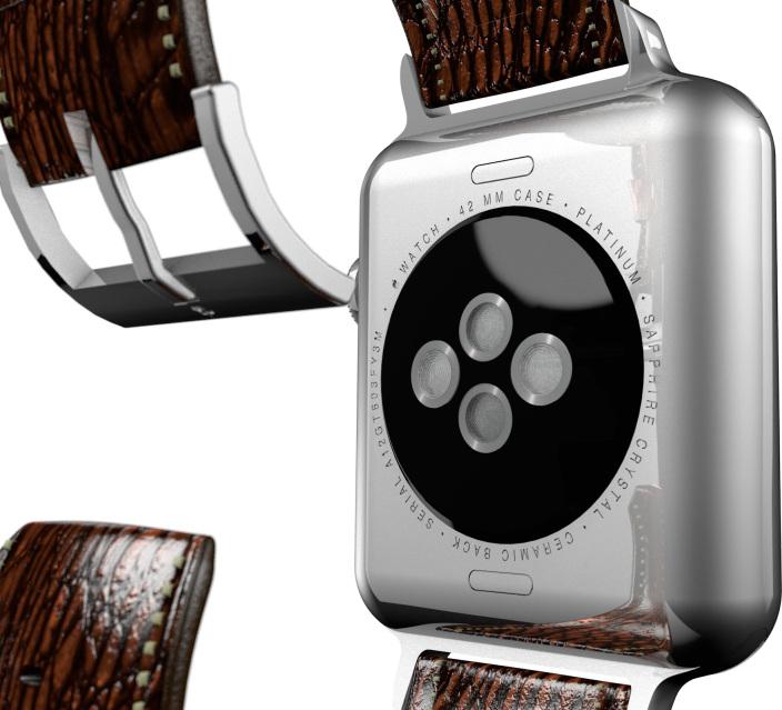 Платиновые Watch