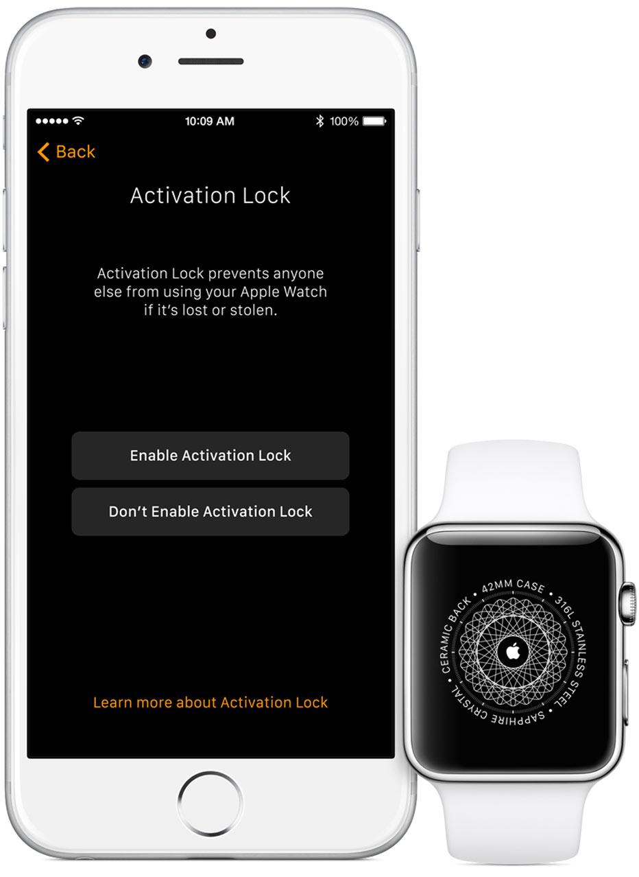 Apple Watch и iPhone 6